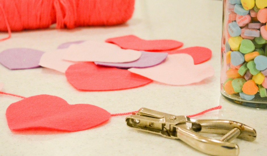 Day Fun and Simple Crafts for Valentines Day