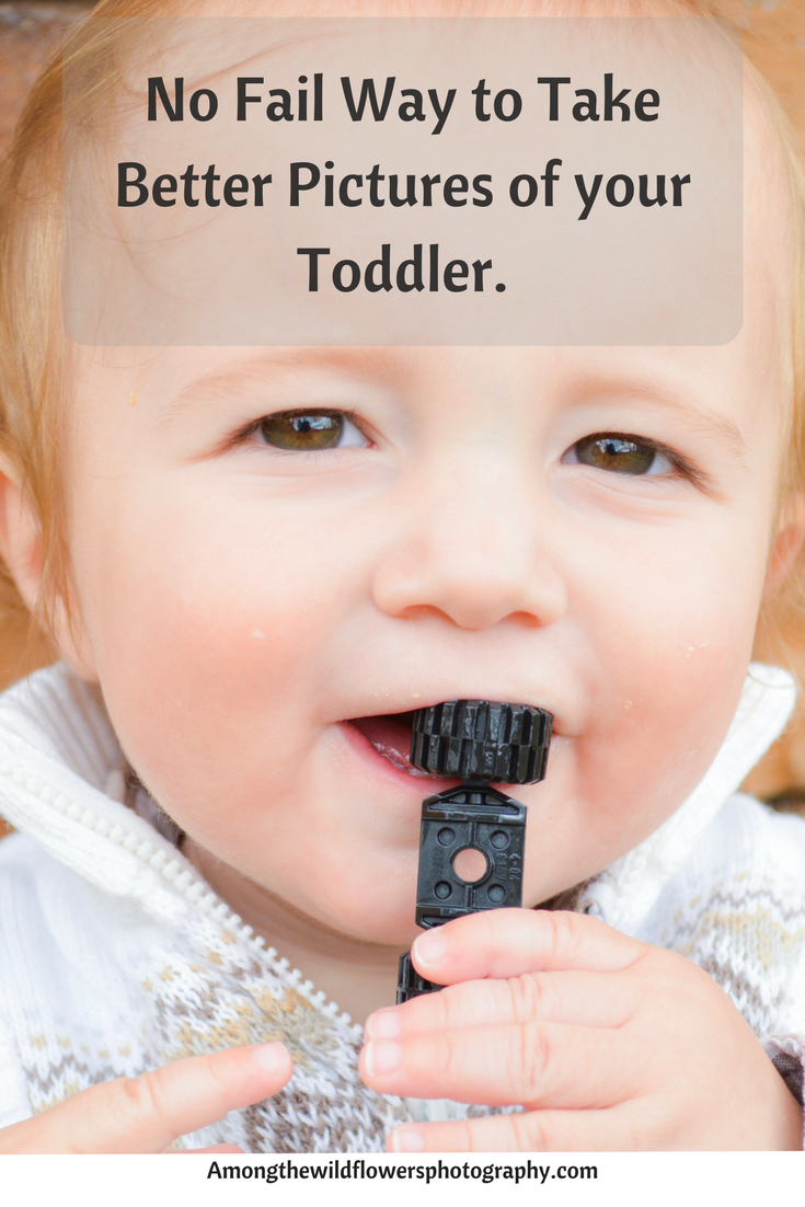 Photograph toddlers