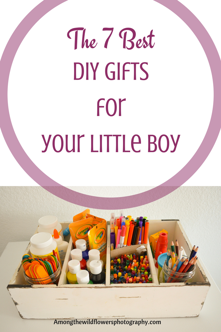 The 7 Best Diy Gifts For Little Boys And Girls Among The