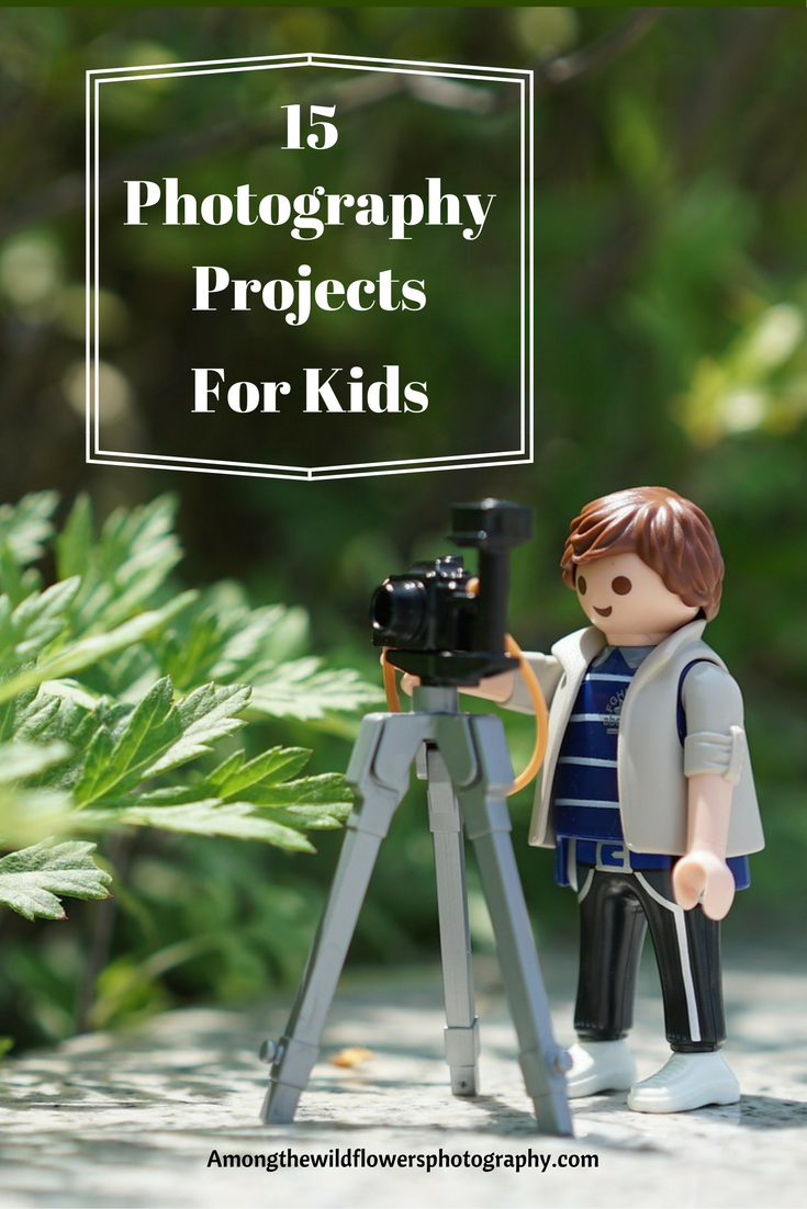 15 Photography Projects to do With Kids